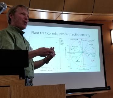 Dustin Haines - Postdoc, UMD Biology
