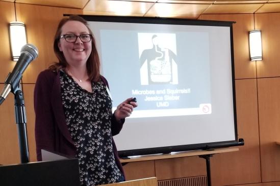 Jessica Sieber - Assistant Professor, UMD Biology